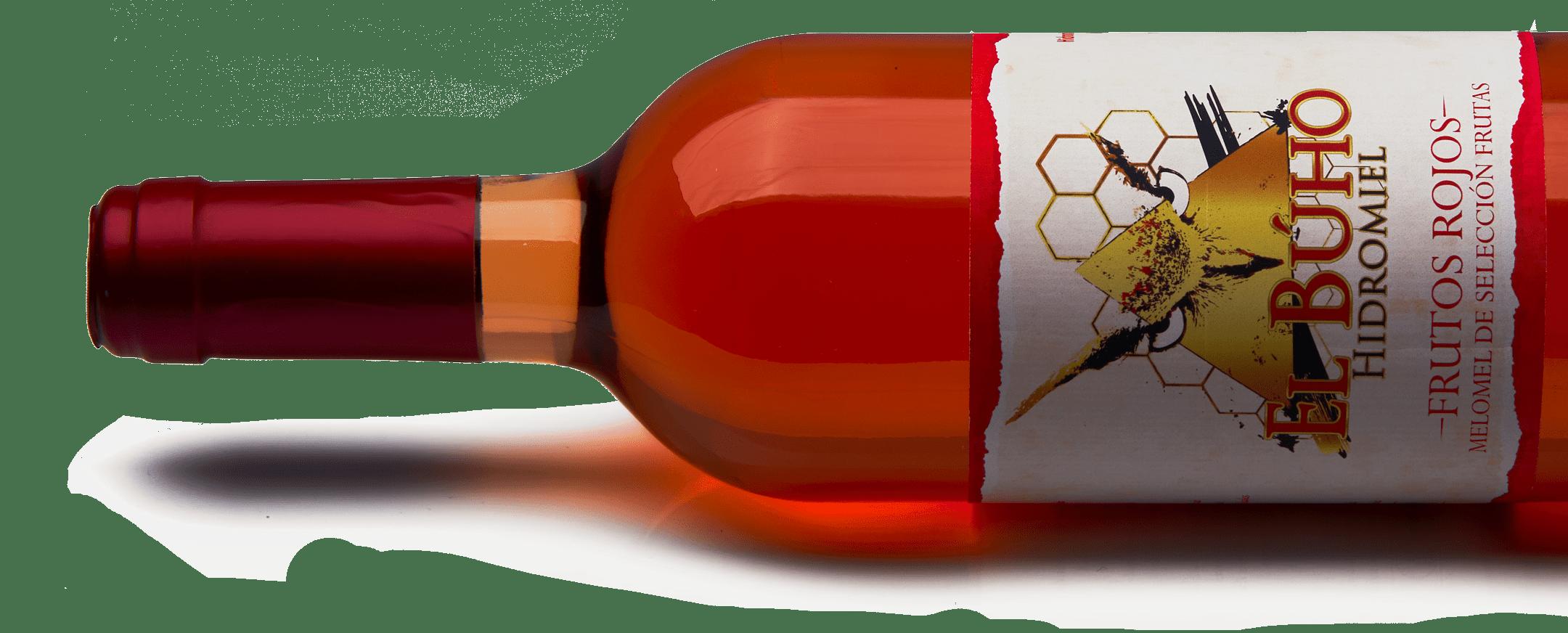Botella Horizontal Hidromiel